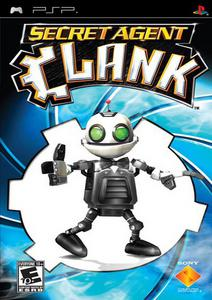 Secret Agent Clank /ENG/ [ISO] PSP