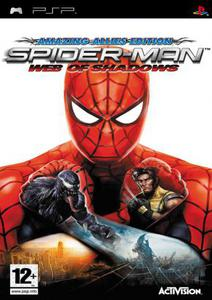 Spider-Man: Web of Shadows /RUS/ [ISO] PSP
