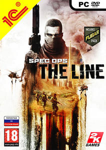 Spec Ops: The Line (1С-СофтКлаб) [RUS] [Steam-Rip] (2012) PC