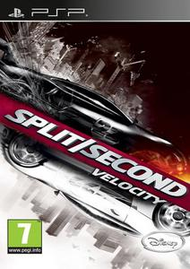 Split/Second: Velocity /RUS/ [ISO] PSP