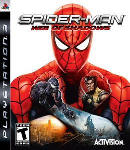 Spider-Man: Web of Shadows (2008 ) [ENG][FULL ] PS3