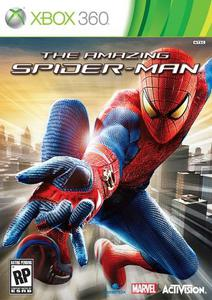 The Amazing Spider-Man (2012) [RUSSOUND/FULL/PAL] (LT+2.0) XBOX360