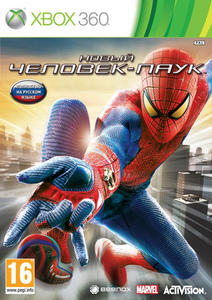 The Amazing Spider-Man (2012) [RUSSOUND/FULL/Region Free] (LT+3.0) XBOX360
