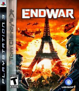 Tom Clancys EndWar (2008) [FULL][ENG][L] PS3