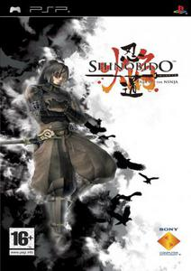 Shinobido: Tales of the Ninja /ENG/ [ISO] PSP