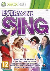 Everyone Sing (2012) [ENG/FULL/PAL/NTSC-U] (LT+1.9) XBOX360