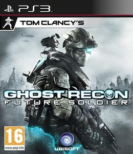 Tom Clancy's Ghost Recon: Future Soldier (2012) [ENG][FULL] (True Blue) PS3