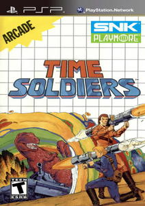 Time Soldiers [ENG] (2012) [MINIS] PSP