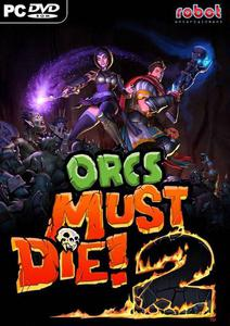 Orcs Must Die! 2 (RUS) [Lossless Repack от R.G. World Games] /Robot Entertainment/ (2012) PC