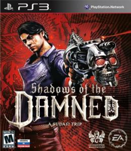 Shadows of the Damned [RUS][3.55 Kmeaw] PS3