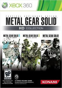 Metal Gear Solid HD Collection (2011) [ENG/FULL/PAL] (LT+3.0) XBOX360