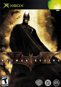 Batman Begins [RUS/FULL/NTSC] XBOX