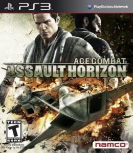 Ace Combat: Assault Horizon Limited Edition [RUS/EUR][3.55 Kmeaw] PS3