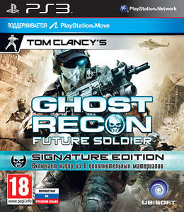 Tom Clancy's Ghost Recon: Future Soldier (2012) [RUSSOUND][FULL][EUR] (DEX 4.11+) PS3