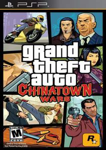 Grand Theft Auto: Chinatown Wars /RUS/ [CSO][Patched] PSP