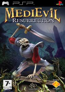 MediEvil: Resurrection /RUS/ [CSO] PSP