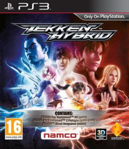 Tekken Hybrid (2011) [ENG][FULLRip] [3.55 Kmeaw] PS3
