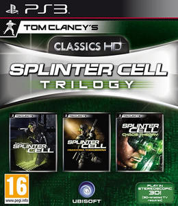 Tom Clancy's Splinter Cell Trilogy (2011) [ENG][FULL] [3.55 Kmeaw] PS3