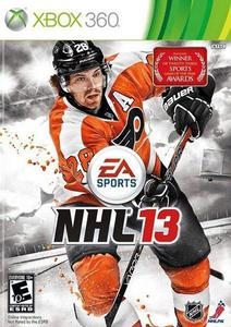 NHL 13 (2012) [ENG/FULL/Region Free] (DEMO) XBOX360