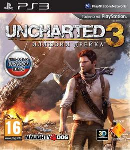 Uncharted 3: Drake's Deception (2011) [RUSSOUND][FULL] [3.55 Kmeaw] PS3