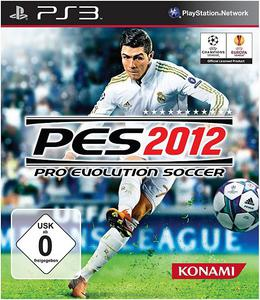 Pro Evolution Soccer 2012 (2011) [RUS][FULLRip] [3.55 Kmeaw] PS3