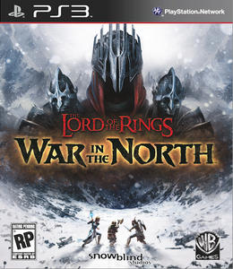 The Lord of the Rings War in the North (2011) [RUS][FULL] [3.55 Kmeaw] PS3