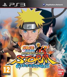 Naruto Shippuden: Ultimate Ninja Storm Generations (2012) [JAP][FULL] [3.55 Kmeaw] PS3