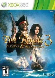Port Royale 3: Pirates & Merchants (2012) [ENG/FULL/PAL/NTSC-U] (LT+2.0) XBOX360