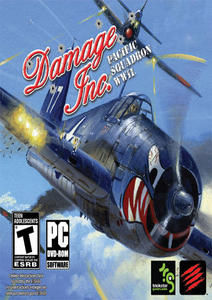 Damage Inc. Pacific Squadron WWII [MULTI5][L] /Mad Catz Interactive/ (2012) PC