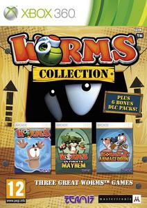 Worms Collection (2012) [ENG/FULL/PAL] (LT+1.9) XBOX360