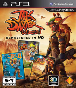 Jak and Daxter Collection (2012) [ENG][FULL] [3.55 Kmeaw] PS3