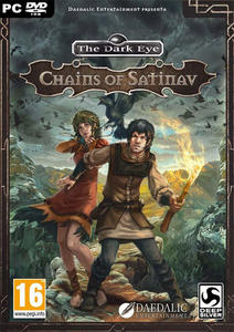 The Dark Eye: Chains of Satinav [ENG][L] /Deep Silver/ (2012) PC