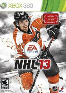 NHL13 (2012) [RUS/FULL/PAL/NTSC-U] (LT+1.9) XBOX360