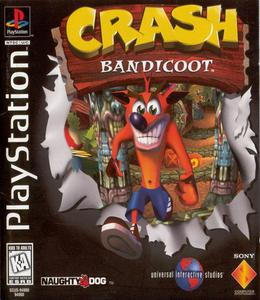 Crash Bandicoot [ENG] (1996) PSX-PSP
