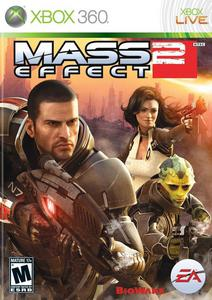 Mass Effect 2 (2010) [RUS/FULL/PAL] (LT+1.9) XBOX360