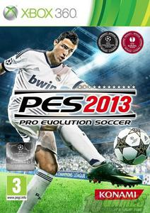 Pro Evolution Soccer 2013 (2012) [RUS/FULL/PAL] (LT+3.0) XBOX360