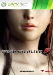 Dead Or Alive 5 (2012) [ENG/FULL/PAL] (LT+2.0) XBOX360