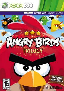Angry Birds Trilogy (2012) [ENG/FULL/Region Free][+Kinect] (LT+1.9) XBOX360