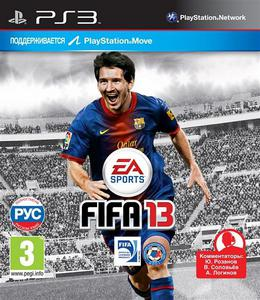 FIFA 13 (2012) [RUSSOUND][FULL] [L] [3.41/3.55] PS3