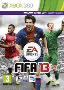 FIFA 13 (2012) [RUSSOUND/FULL/PAL][+Kinect] (LT+2.0) XBOX360