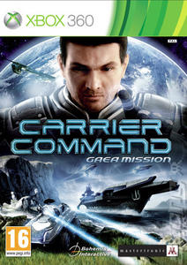 Carrier Command: Gaea Mission (2012) [RUS/FULL/PAL] (LT+1.9) XBOX360