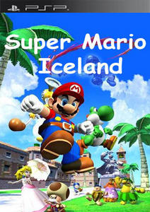 Super Mario: Iceland [ENG][Hombrew] (2007) PSP