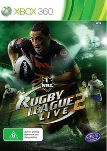 Rugby League Live 2 (2012) [ENG/FULL/PAL] (LT+1.9) XBOX360