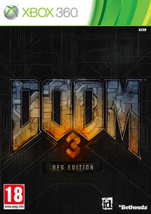DOOM 3 BFG Edition (2012) [ENG/FULL/PAL] (LT+3.0) XBOX360
