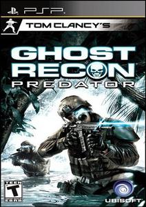 Tom Clancy's Ghost Recon: Predator /ENG/ [CSO] PSP