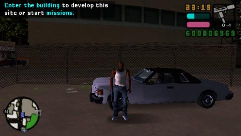 Grand Theft Auto: Vice City Stories /RUS/ [ISO] PSP