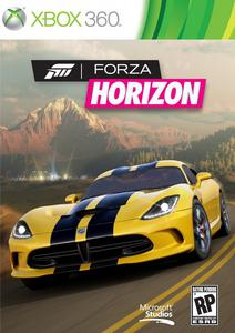 Forza Horizon (2012) [RUSSOUND/FULL/Freeboot][JTAG] XBOX360