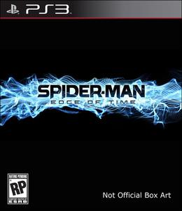 Spider-Man: Edge Of Time (2011) [ENG][FULL] [3.55 Kmeaw] PS3