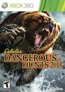 Cabelas Dangerous Hunts 2013 (2012) [ENG/FULL/Region Free] (LT+3.0) XBOX360