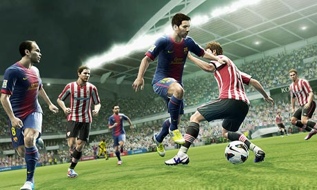 Pro Evolution Soccer 2013 - PSP, Xbox 360, PC, PS3, PS2, Wii, 3DS